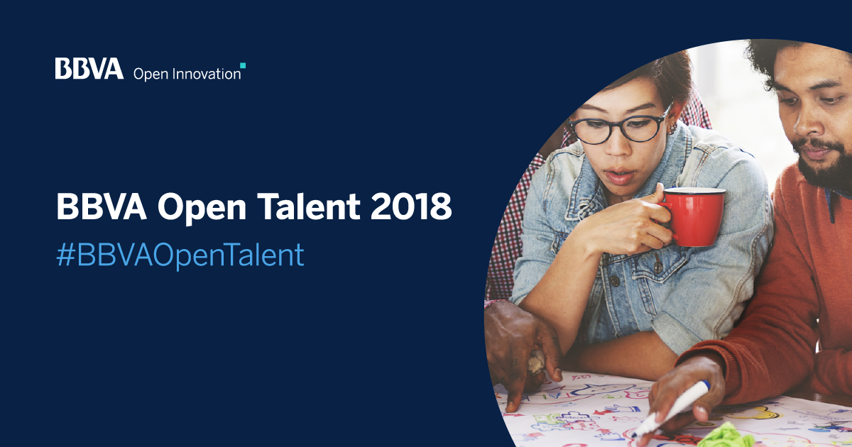 BBVA Open talent 2018, fintech